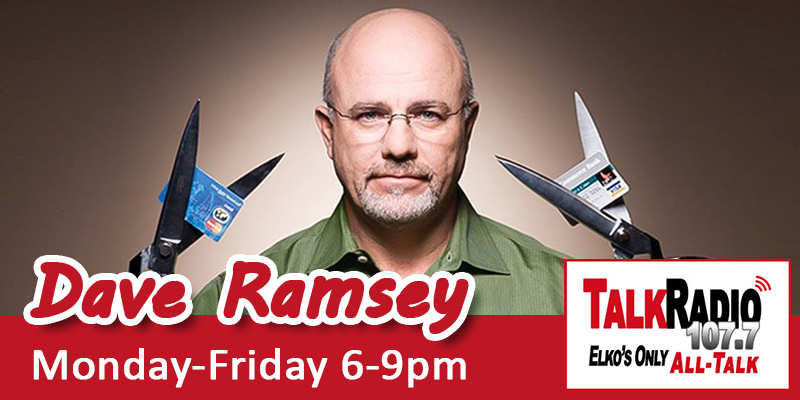 Dave Ramsey on TalkRadio 107.7 FM