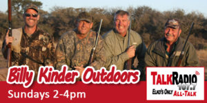 019-Billy Kinder Outdoors